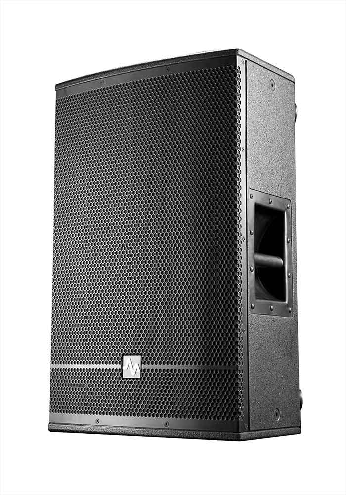 """AVA E151, a member of E Series is a Passive 2-way Loudspeaker system designed and manufactured by AVA Pro Audio and with high quality B&C 3"""" voice coil and 15"""" woofer. Ava E151 delivers clear high frequency, full and mid frequency and punchy bass."""