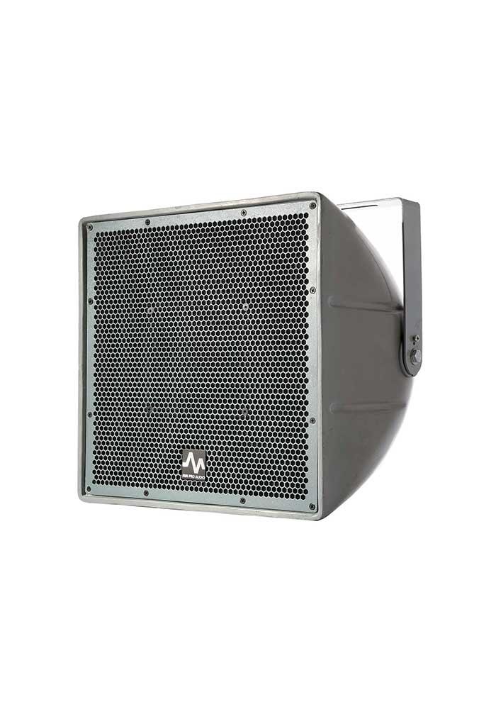 Outdoor Horn Speakers input power rating: 250W Full range speaker