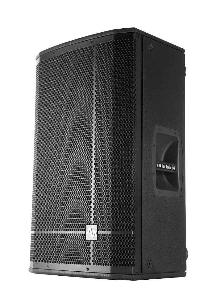 """AVA P151, a member of P1 Series is a Passive 2-way Loudspeaker system designed and manufactured by AVA Pro Audio and with high quality B&C 3"""" voice coil and 15"""" woofer. Ava P151 delivers clear high frequency, full and mid frequency and punchy bass."""